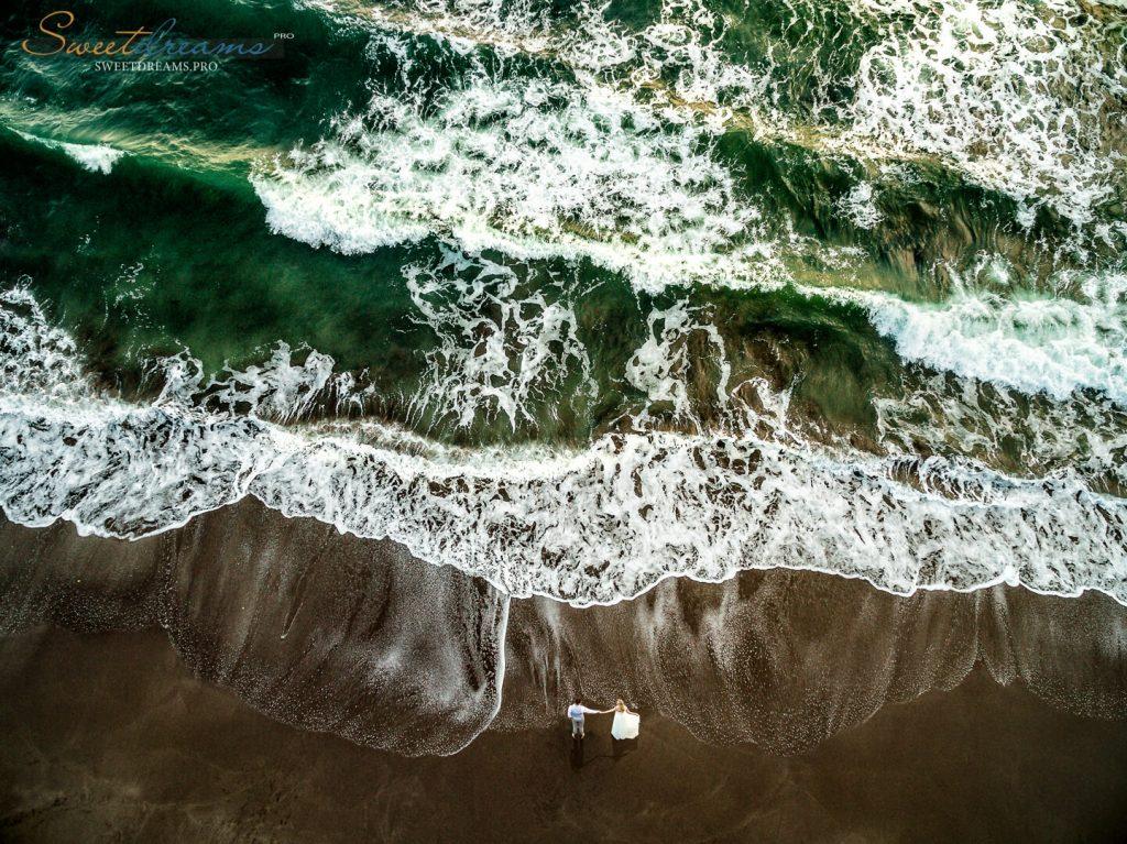 Фотосессия с воздуха на Бали