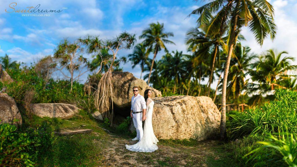 Фотограф на Шри-ланке